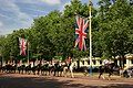 Horseguards on The Mall (geograph 4138590).jpg