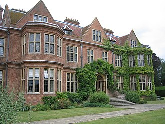 De Vere Horwood Estate - Horwood House – The rear of the House