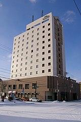 ホテルJALシティ当時のホテルWBFグランデ函館