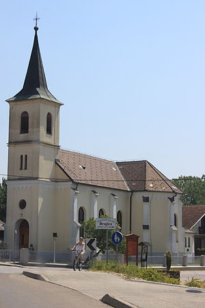 Hotiza - Sts. Peter and Paul Church