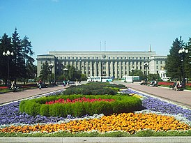 House of Soviets in Irkutsk 01.jpg