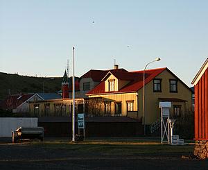 Blönduós - Houses in Blönduós
