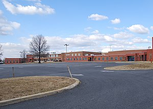 Howard High School (Howard County, Maryland) - The school underwent extensive renovations in 2006.