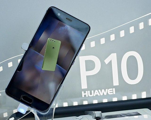 Huawei P10, From WikimediaPhotos