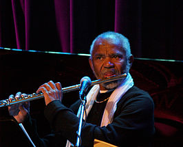 Hubert Laws in 2007.