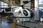 Hughes MD 500D helicopter, 1963 - Evergreen Aviation & Space Museum - McMinnville, Oregon - DSC00919.jpg