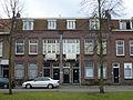 Huis. Burgemeester Martenssingel 121, 123, 125, 127 in Gouda.jpg