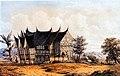 Huis van een hoofd, Padangse Bovenlanden.jpg