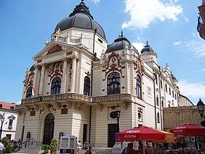 Adolf Lang - Pécs National Theatre