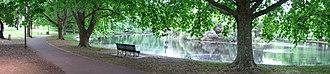 Hyde Park, Perth - Hyde Park