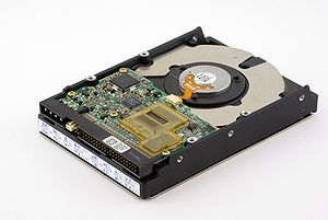 IBM DJNA-351520 hard disk drive (15 GB storage...