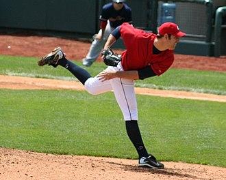 Zach Jackson (pitcher, born 1983) - Image: IMG 0486 Zach Jackson