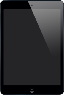 iPad Mini (1st generation) first device in the iPad Mini series