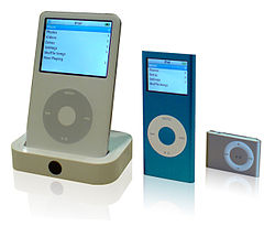MP3 player - Simple English Wikipedia, the free encyclopedia