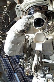 ISS-36 EVA-3 (d) Chris Cassidy