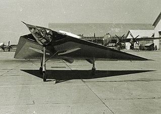 Prototype Jet Fighter