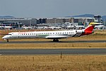 Iberia Regional, EC-MSB, Bombardier CRJ-1000 (44389251941).jpg