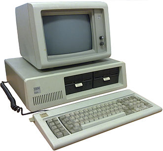 IBM Personal Computer - IBM 5150 PC with IBM 5151 monitor