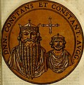 Icones imperatorvm romanorvm, ex priscis numismatibus ad viuum delineatae, and breui narratione historicâ (1645) (14560027470).jpg