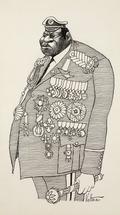 Idi Amin caricature1