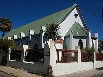 Anglican Church of Chile - The Iglesia Anglicana de San Pablo, Valparaiso