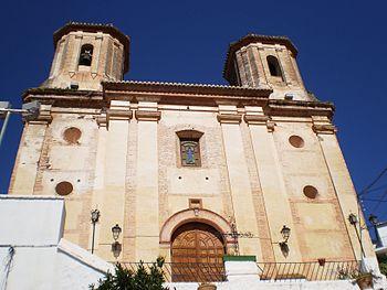 Iglesia San Antonio de Padua %28Alpandeire%29