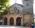 Igrexa parroquial, Santa Cristina de Lavadores, fachada, Vigo.jpg