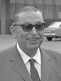 İhsan Sabri Çağlayangil Turkish politician