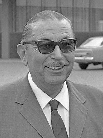 İhsan Sabri Çağlayangil - Image: Ihsan Sabri Caglayangil (1968)