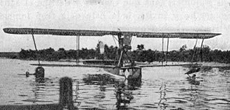 Ikarus ŠM - Training flying boat Ikarus ŠM
