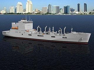 <i>John Lewis</i>-class replenishment oiler Class of ship