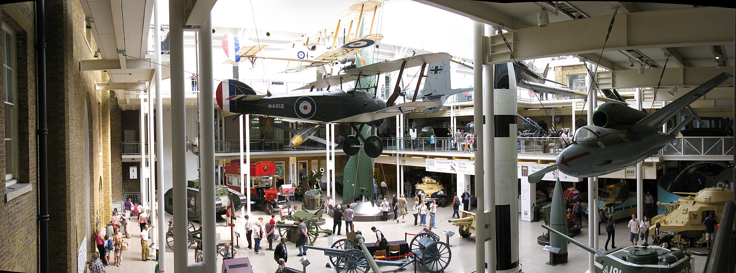 Imperial War Museum before 2014