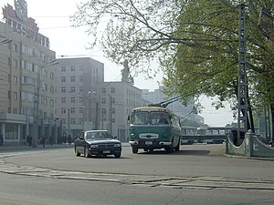 In front of Pyongyang Station DPRK.jpg