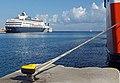 In the port of Rhodes. Greece.jpg