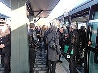 Inauguration de la branche vers Vieux-Condé de la ligne B du tramway de Valenciennes le 13 décembre 2013 (097).JPG