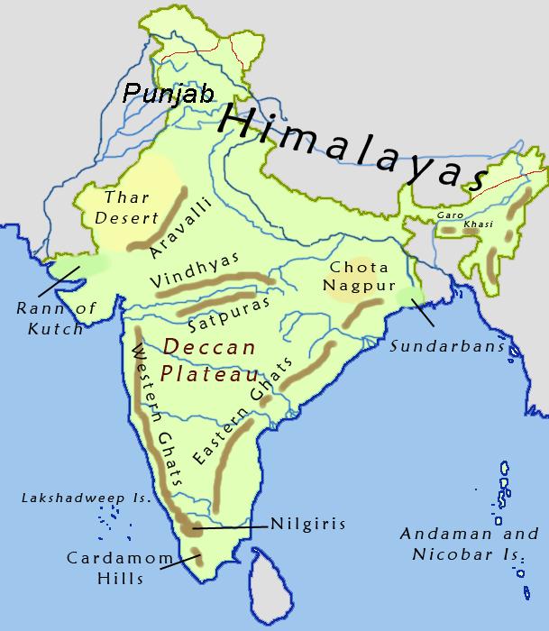 Indiahills