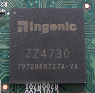 MIPS architecture processors - The Ingenic JZ4730 is an example for a MIPS-based SoC.