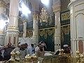 Inside Masjid Nabvi - panoramio.jpg
