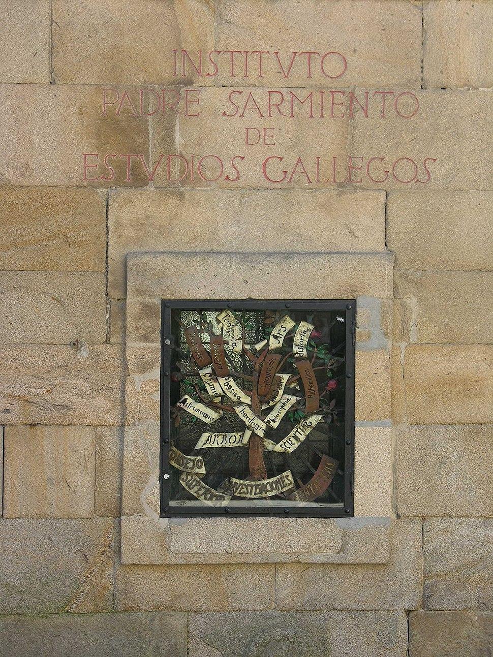 Instituto Padre Sarmiento de Estudos Galegos 2