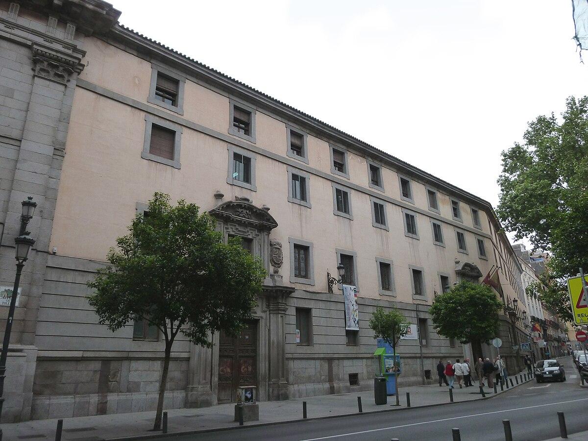 Colegio imperial de madrid wikipedia - Colegio escolapias madrid ...