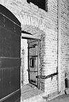 interieur, toren, toegangsdeur gevangenis - amerongen - 20001546 - rce