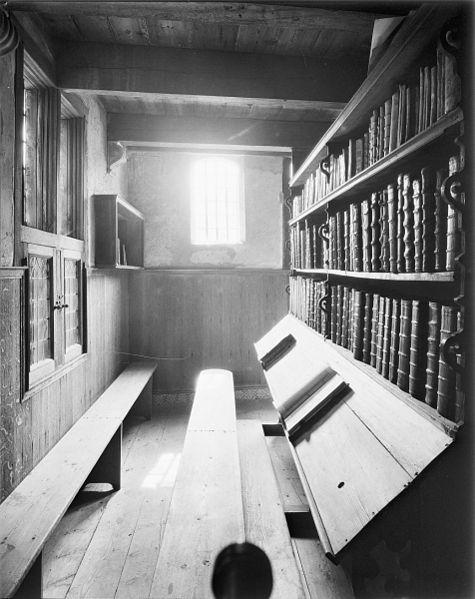 File:Interieur van de librije - Enkhuizen - 20070377 - RCE.jpg