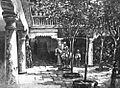 Interior Court-Yard Of Mexican Residence - Pg-111.jpg
