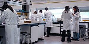Scientist - Image: Investigadores UR