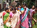 Inviting Goddess Ganga - Hindu Sacred Thread Ceremony - Simurali 2009-04-05 4050081.JPG
