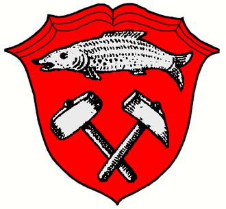 Inzell - Image: Inzell Wappen