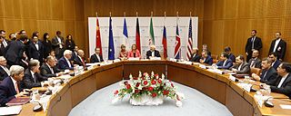 Negotiations leading to the Joint Comprehensive Plan of Action
