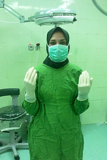 Surgical technologist profession