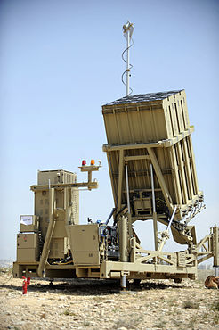 Iron Dome Battery Deployed Near Ashkelon.jpg