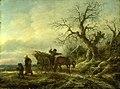 Isaack van Ostade - A Winter Scene - KMSsp753 - Statens Museum for Kunst.jpg